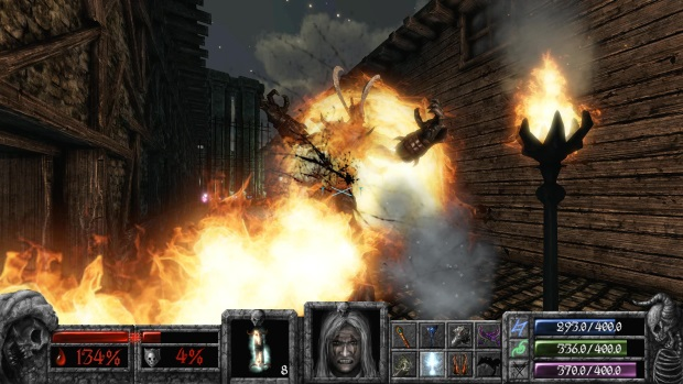 Apocryph An Old School Shooter Video Game