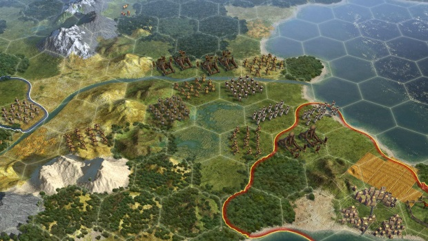 Civilization 5 Screenshots