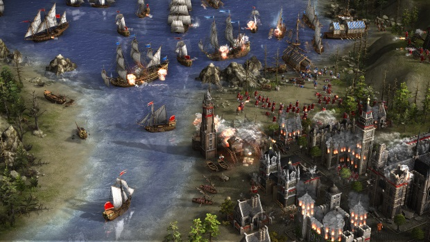 Deluxe Content Cossacks 3 The Golden Age Video Game