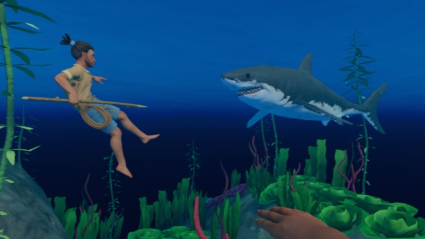 Raft Screenshots