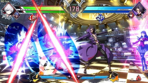 BlazBlue Cross Tag Battle Screenshots