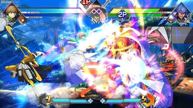 BlazBlue Cross Tag Battle Video Game