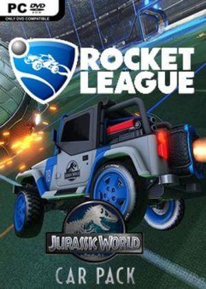 Rocket League Jurassic World Car Pack Free Download