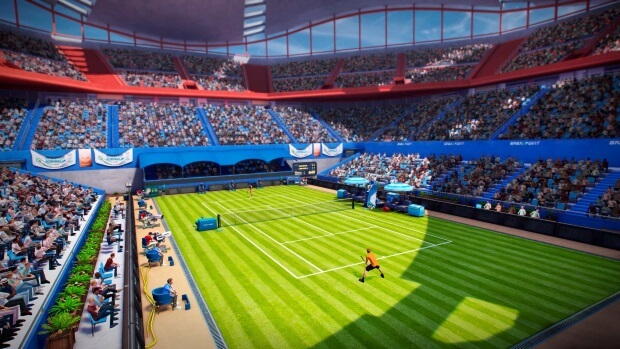 Tennis World Tour Screenshots