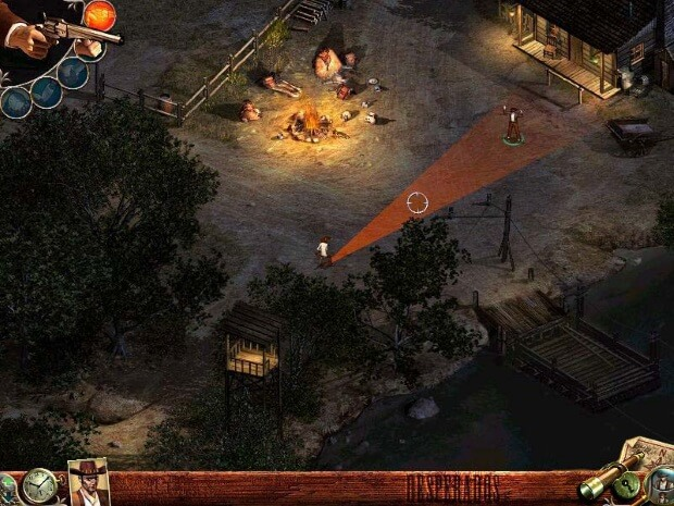 Desperados Wanted Dead or Alive Re modernized Screenshots