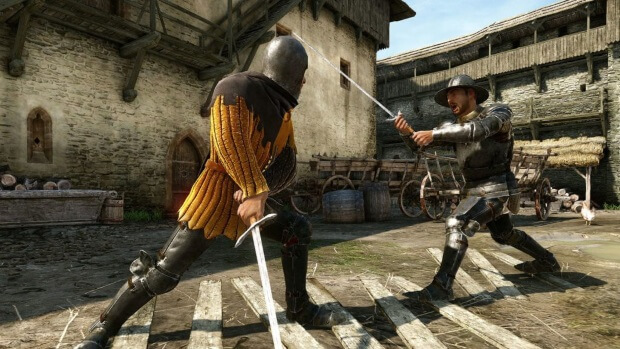Kingdom Come Deliverance From The Ashes Video Game