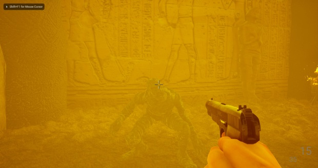 The Mummy Pharaoh Screenshots