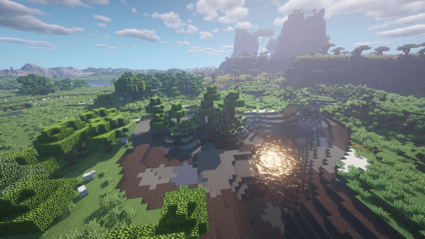 Best minecraft shaders pack