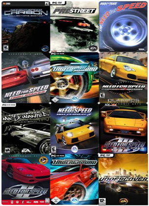 Best NFS Games For PC under 1GB