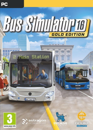 Bus Simulator 2016 Golden Edition Free Download