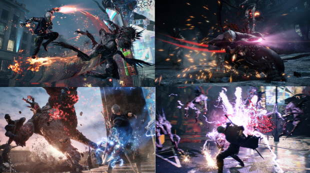 Devil May Cry 5 Free Download Full Version For PC