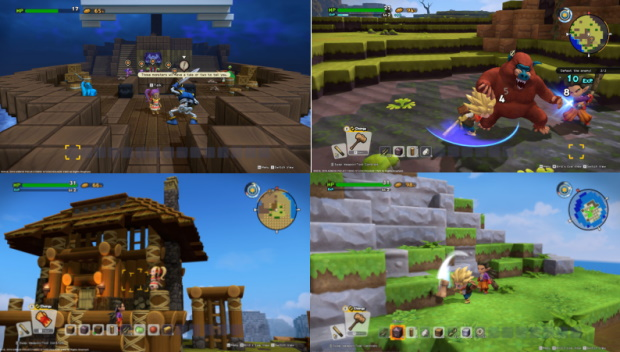 Dragon Quest Builders 2 Free Download Full Version For PC