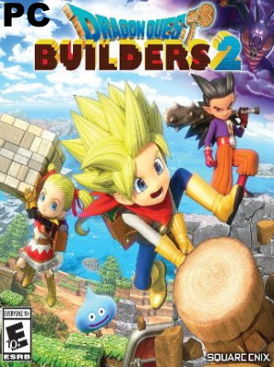 Dragon Quest Builders 2 Free Download