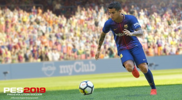 Pro Evolution Soccer 2019 Screenshots