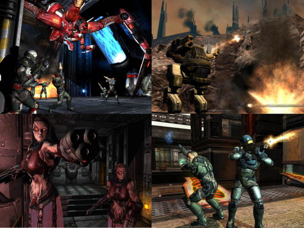 Quake 4 Free Download Full Version For PC