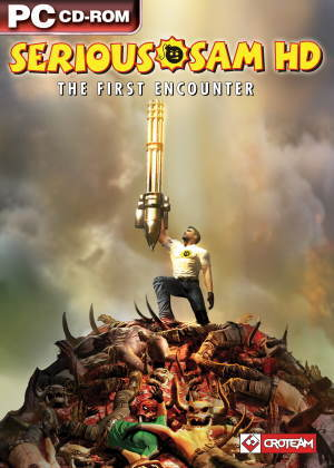 Serious Sam The First Encounter Free Download For PC