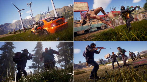 State of Decay 2 Juggernaut Edition Free Download Full Version For PC