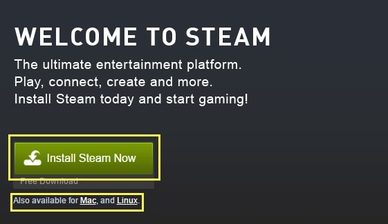 SteamWon't Open