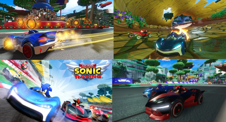 Team Sonic Racing Free Download Full Version For PC