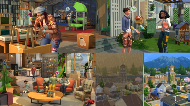 The Sims 4 Eco Lifestyle Free Download Full Version For PC