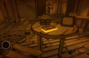 Bendy And The Ink Machine Chapter 1-locations -Book