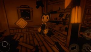 Bendy and the Ink Machine Chapter3- Destroy 15 Bendy Cutouts