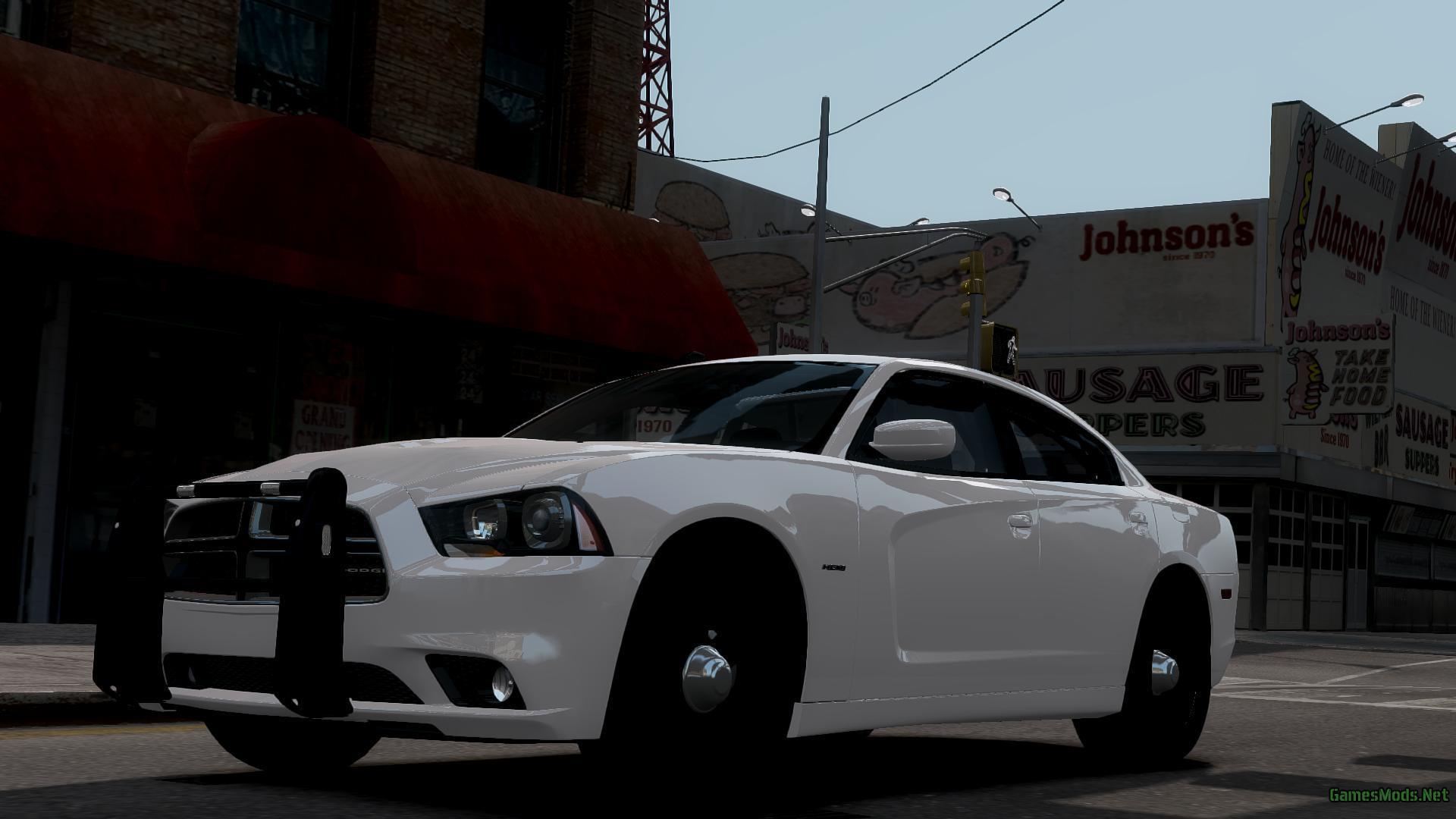 2011 Dodge Charger RT Max FBI ELS
