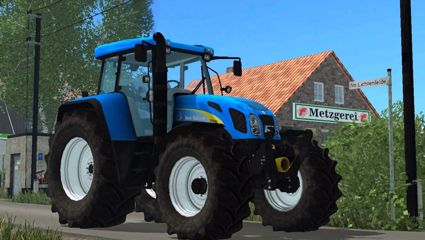 New Holland T Gamesmods