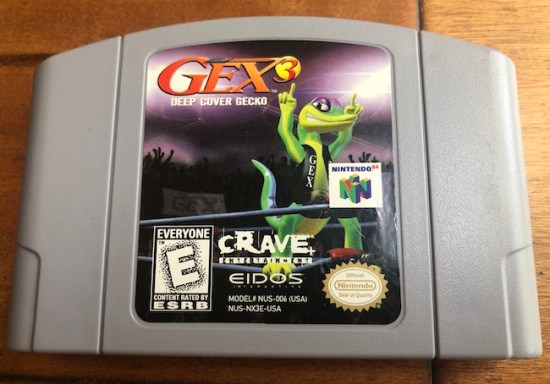 image of gex 3 for N64