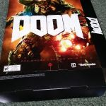 Doom Promo Display Box