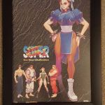 Street Fighter II poster