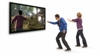 harry potter kinect xbox 360