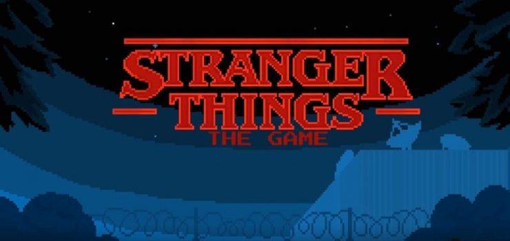 videogioco di Stranger Things