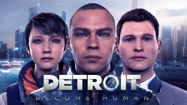 detroit become human david cage videogame