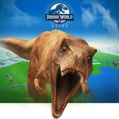 Jurassic World Alive giochi realtà aumentata
