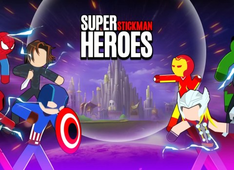 Super Stickman Heroes Fight APK Game for Android