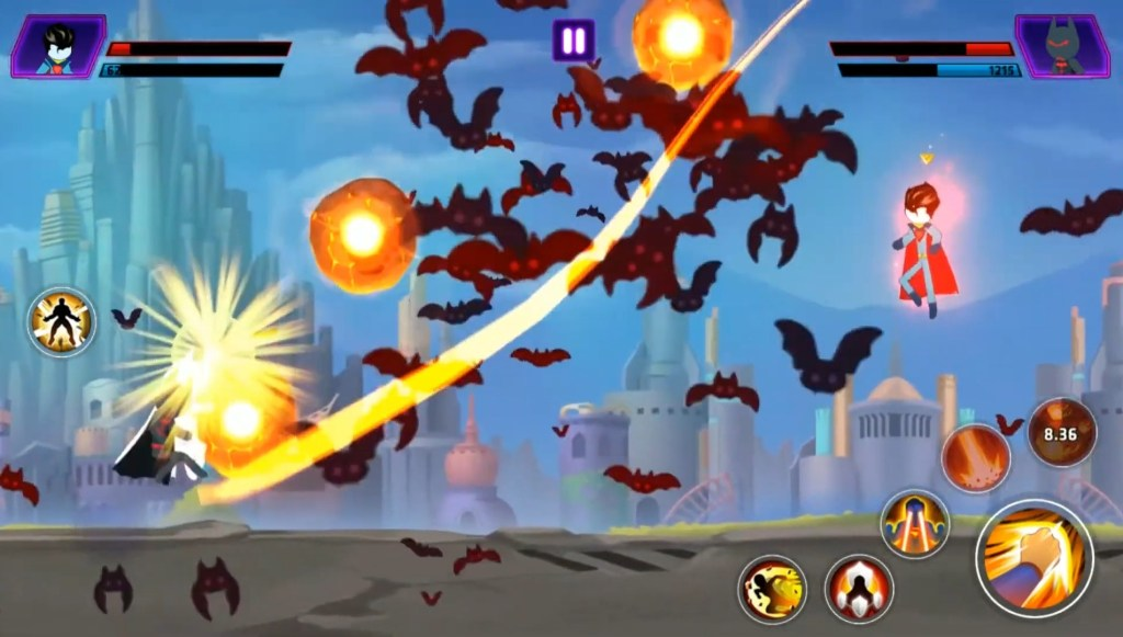 More About Super Stickman Heroes Fight APK