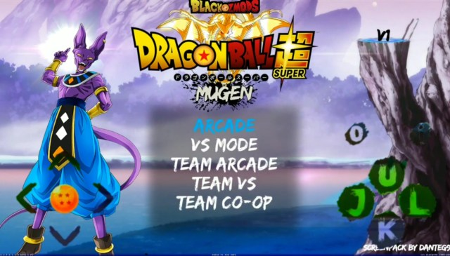 Specifications of Dragon Ball Super Climax Mugen APK
