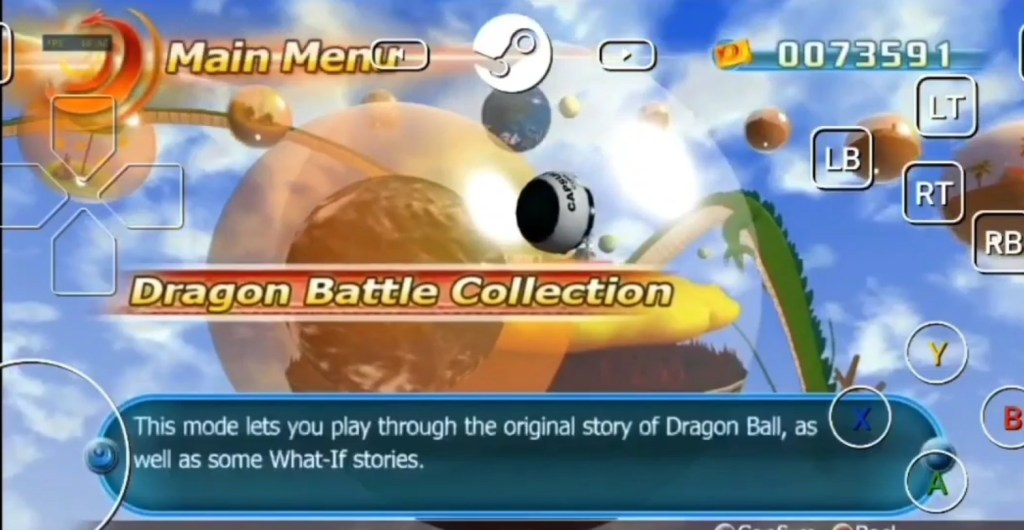 Does Dragon Ball Raging Blast have a Story Mode?