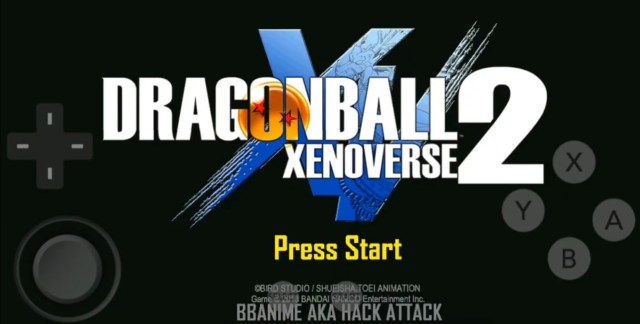 Dragon Ball Xenoverse Mugen APK Download for Android