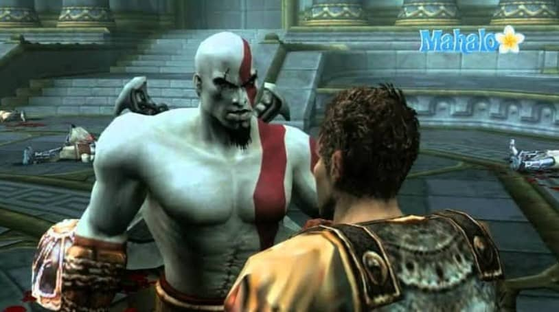 About God of War 2 PPSSPP