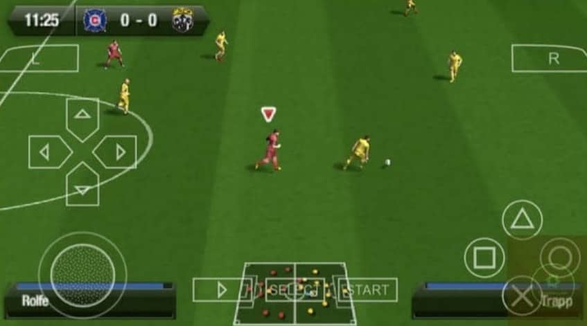 FIFA 21 PPSSPP Download