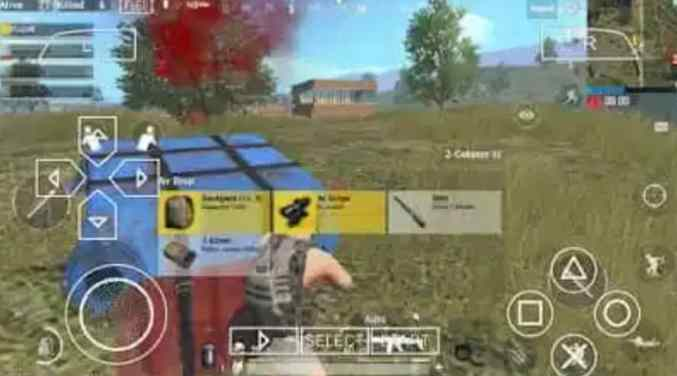 PUBG PPSSPP Game