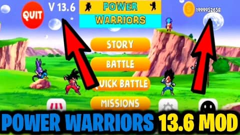 Power Warriors 13.6 Apk Download for Android