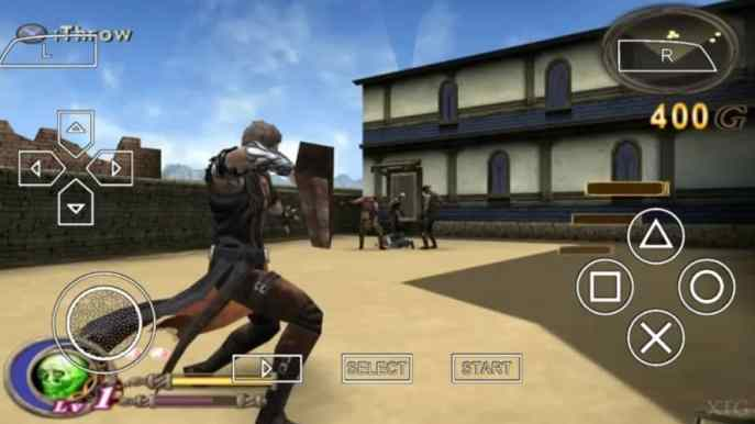 About God Hand PSP ISO
