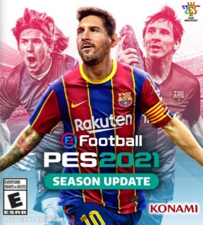 Pes 2021 PPSSPP ISO Zip File Download for Android Offline