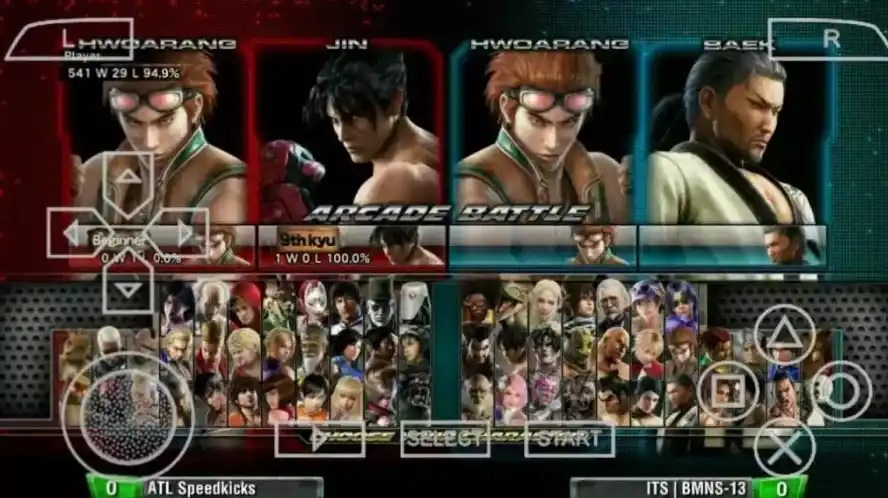 About Tekken Tag Tournament 2 PPSSPP