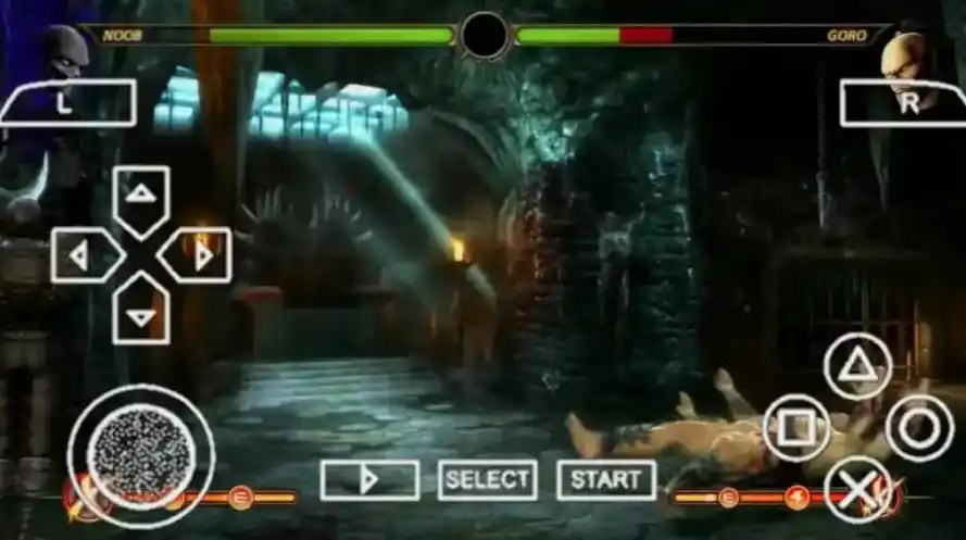 Features of Mortal Kombat 9 PSP ISO