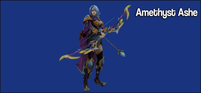 Amethyst-Ashe