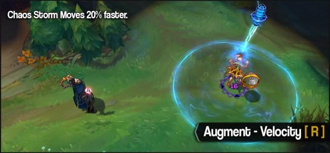 Augment-R
